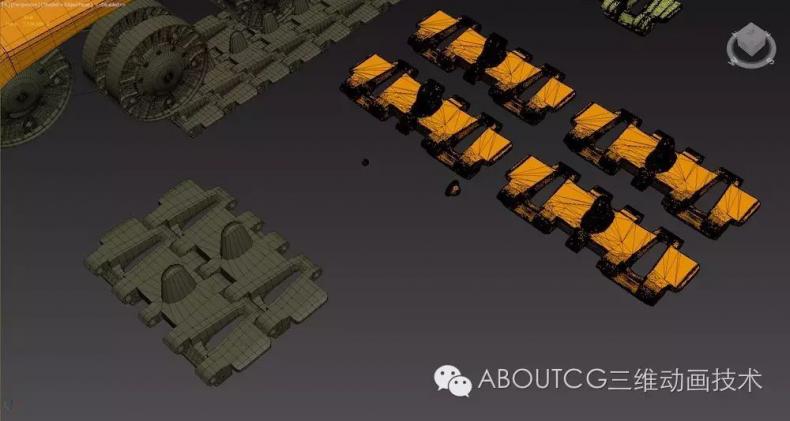 028_ABOUTCG微资讯第二十八期:制作和渲染斯IS-3重型坦克760
