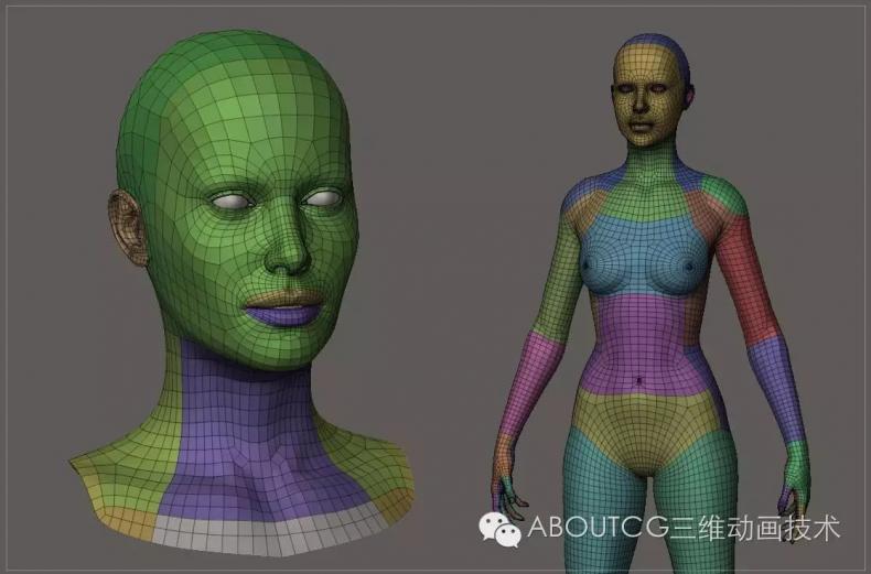 030_ABOUTCG微资讯第三十期:Digital Character Study713