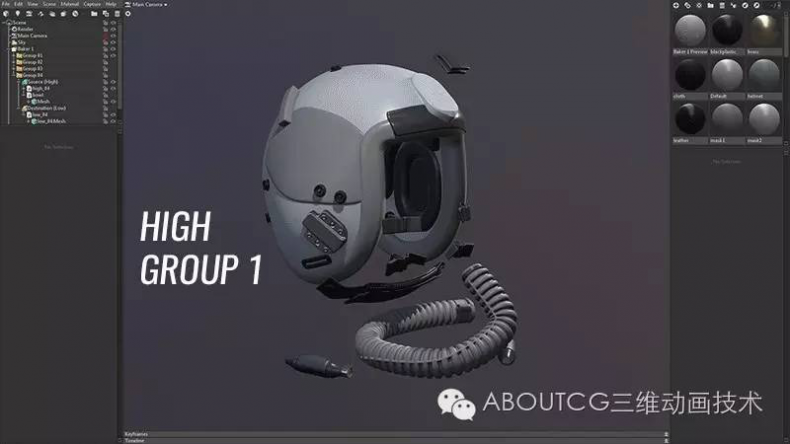 038_ABOUTCG微资讯第三十八期:Marmoset Toolbag 3我们可以期待什么?2744
