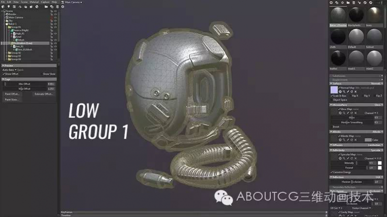 038_ABOUTCG微资讯第三十八期:Marmoset Toolbag 3我们可以期待什么?2746