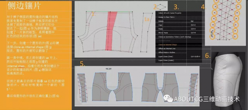 042_ABOUTCG微资讯第四十二期:Marvelous Designer曲棍球短裤制作78