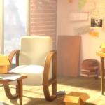 动画风格室内场景制作流程