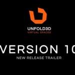 世上最强大的UV拆分工具降临:UNFOLD 3D V10