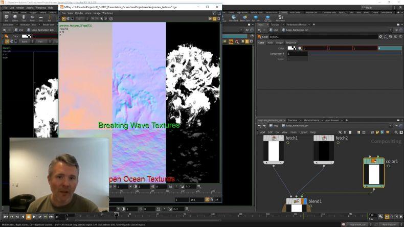 游戏岩浆贴图_使用houdini为《使命召唤》游戏制作水体   ABOUTCG资讯速递