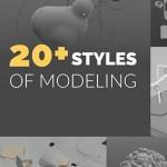 20种建模的软件和方法