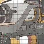 maya硬表面建模演示教程 1
