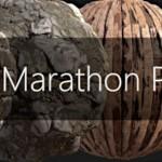 10种免费下载的PBR 岩石,木材和地面材质
