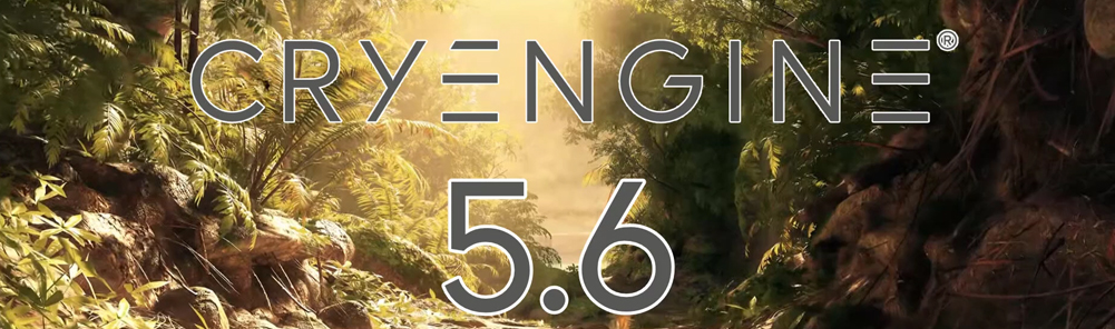 CryEngine-5.6-Released