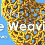 houdini 编织类物体制作教学