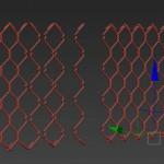 3dsmax铁丝网生成器工具