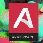 开源3D绘画软件ArmorPaint,除了SP又有新选择?