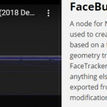 2D到3D的nuke神器FACE-BUILDER出blender版本啦!
