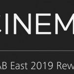Andrew Kramer @ NAB Show New York 2019