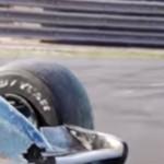 在blender中制作一个F1场景