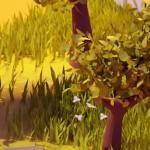 在blender2.83种快速制作花园和树小场景