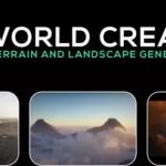 OctaneRender用户现在可以免费使用WorldCreater
