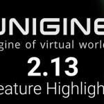 UNIGINE 2.13发布