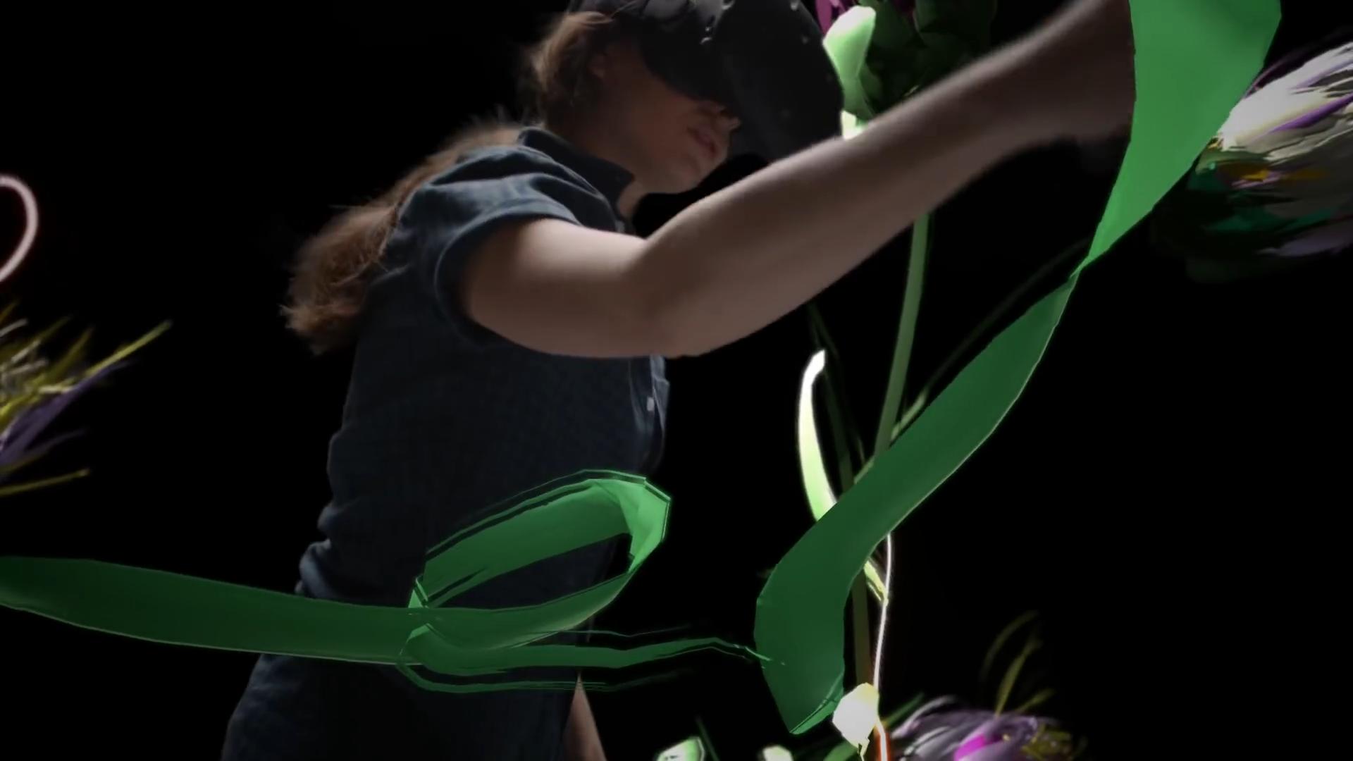谷歌VR绘画软件Tilt Brush宣布开源