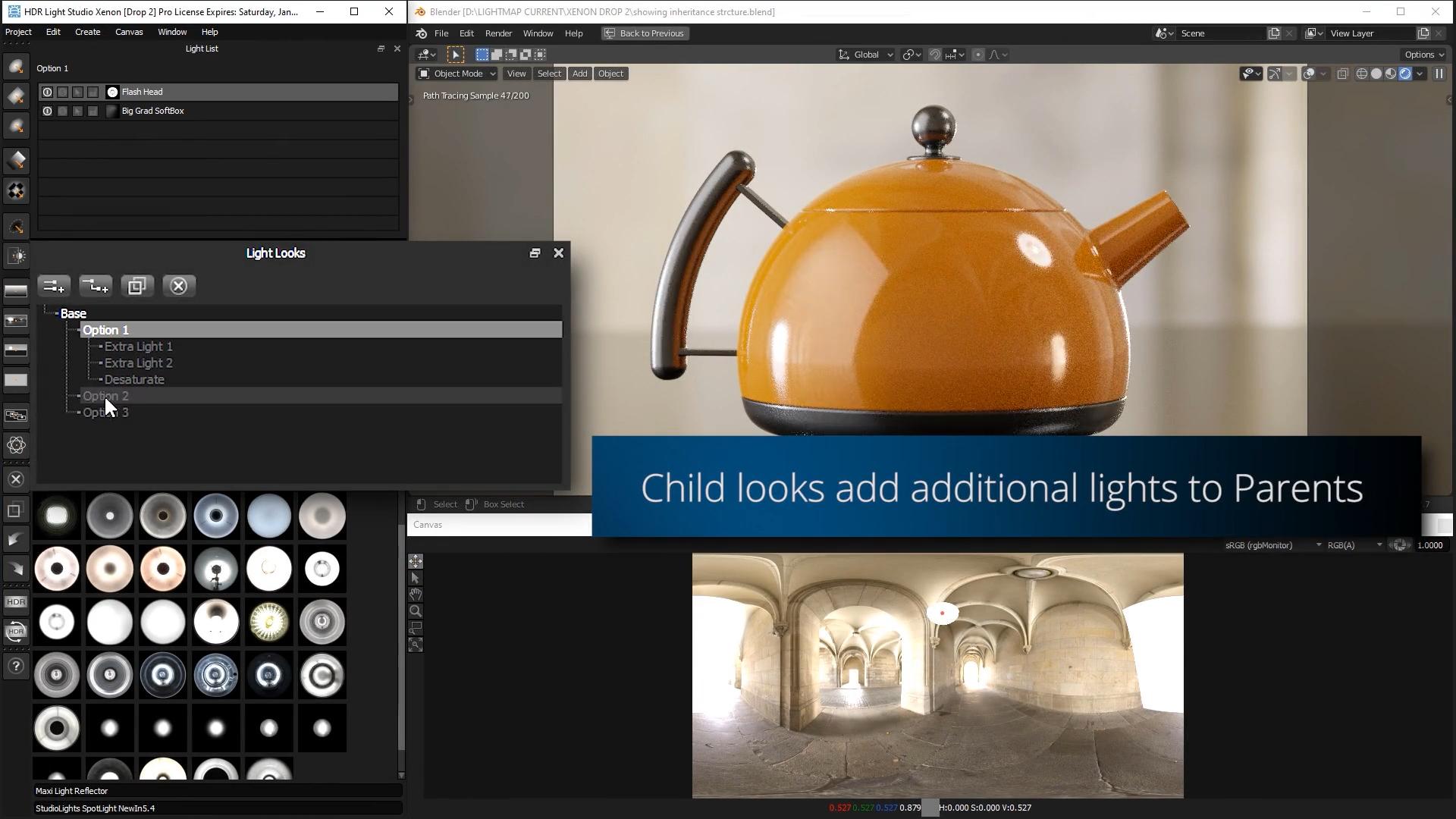 Lightmap发布HDR Light Studio Xenon Drop 2