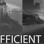 高效率的地形概念草图教学