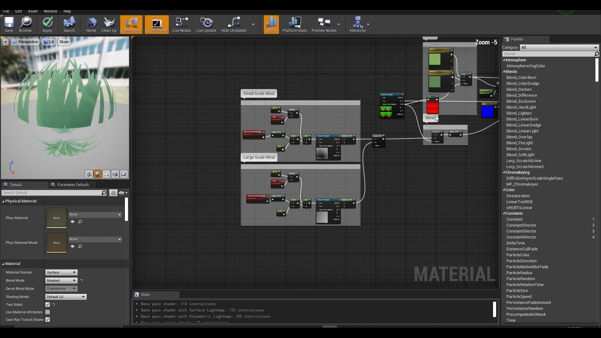 在UE4中制作风格化环境的入门介绍