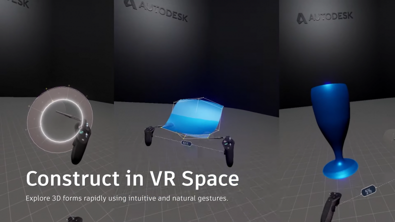 Maya 2020 VR建模插件预览视频