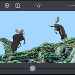 手机上的三维虚拟摄像机APP VirtuCamera